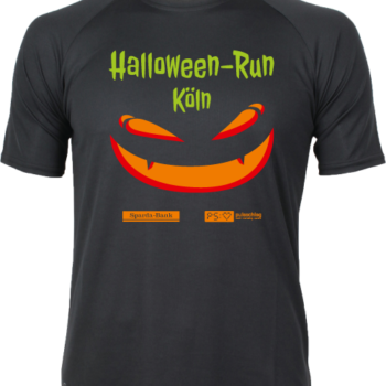 Halloween-Run Köln Event Shirt 2020